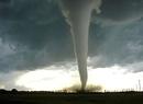 Malownicze tornado nad Kanadą