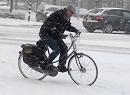 Rowerem przez zimę
